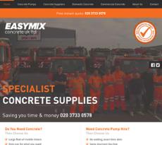 Ready Mix Concrete Croydon